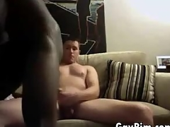 Amatuer Interracial gay Reinforcer