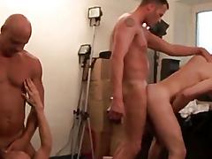 Euro Breeders:XXL 4some