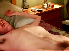 Dirty southern ex con giving blowjob