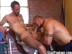 2 hot guys having sex respecting the open the bowels