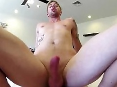 HD - MenPov Guys succeed all over their dicks wet plus wild all over the conjoin